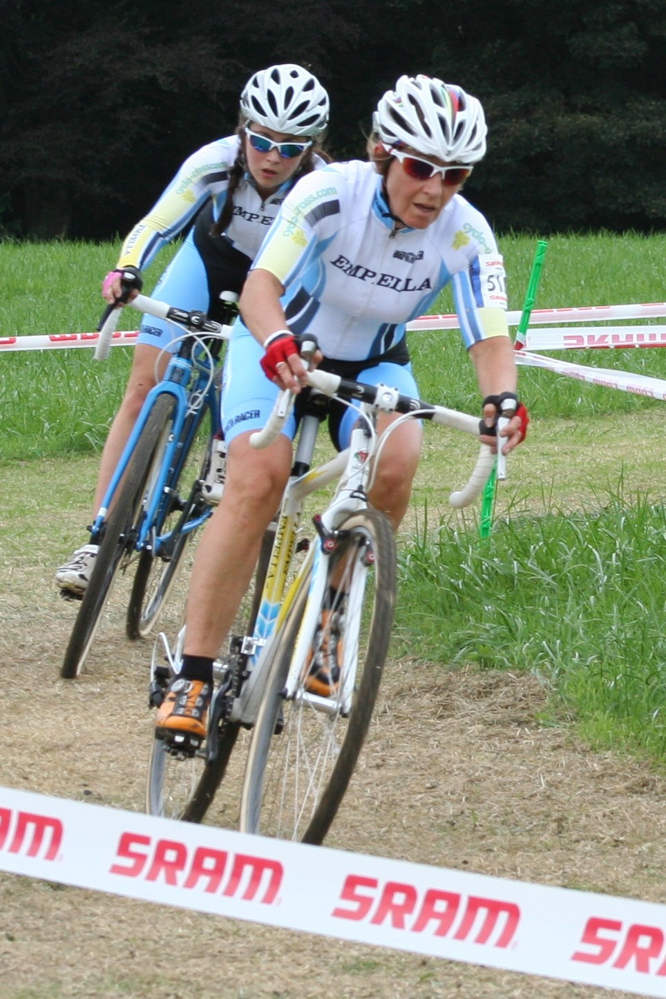Tracey Fletcher, Tiffany Fletcher, Empella, NDCXL, cyclo-cross