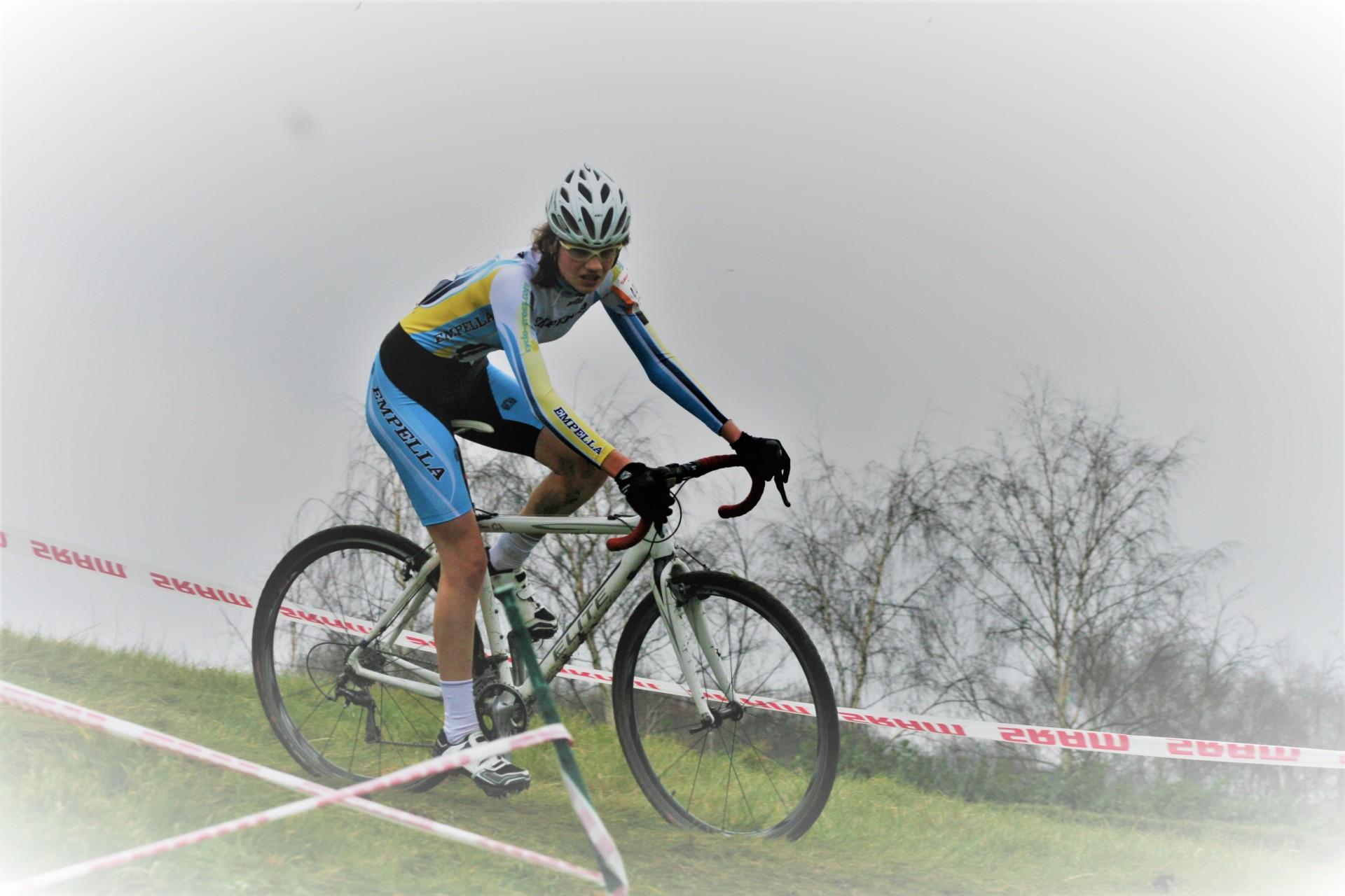 Empella, Maddie Hubner, Cyclo Cross, Team Empella