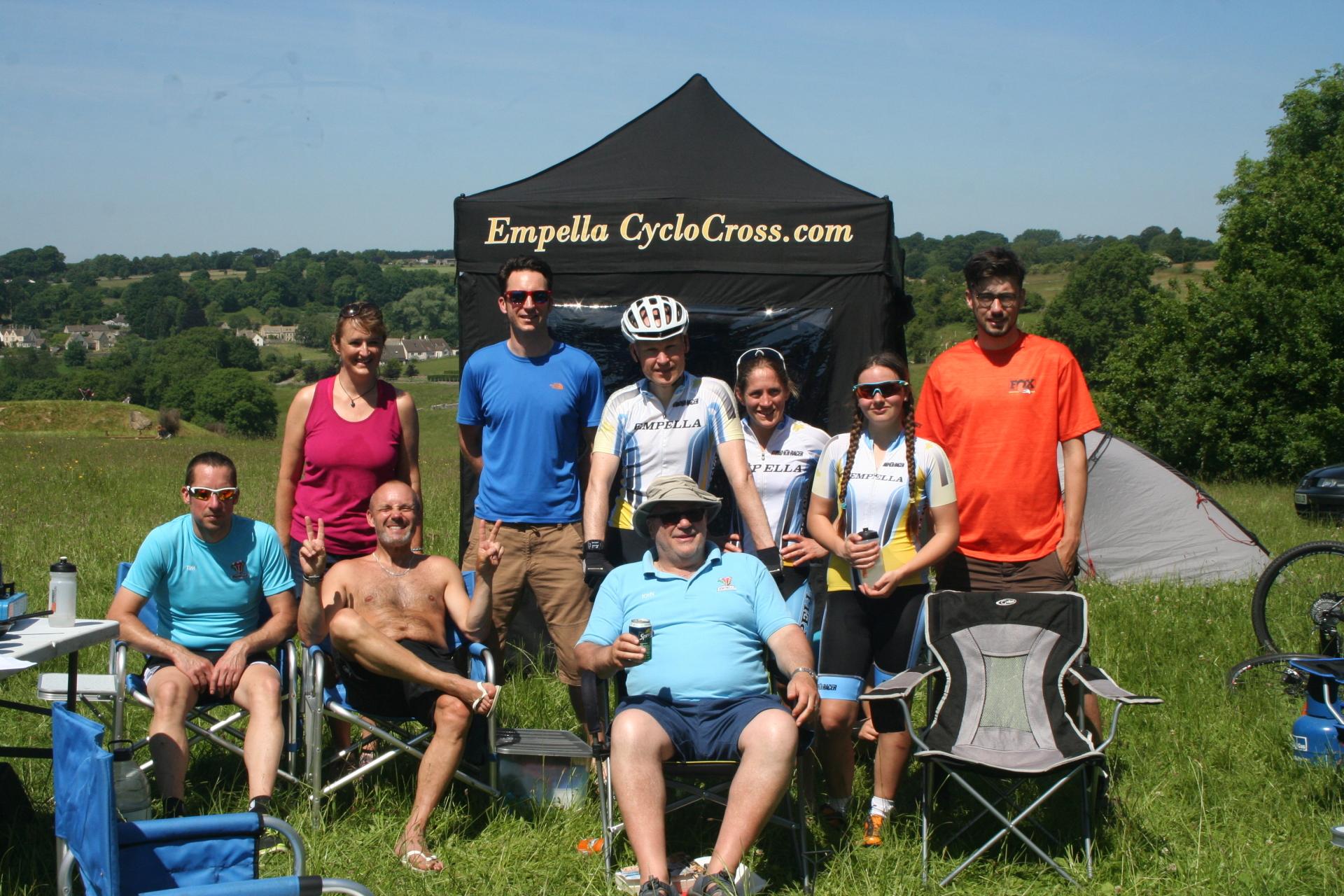 Team Empella, John Holmes, Mountain Mayhem, Xan Crees, Ben Eedy, Kate George