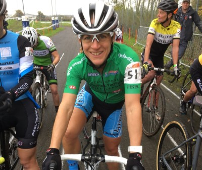 Kate Eedy, Cyclo Cross, Team Empella,