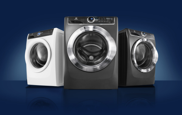 The new Electrolux Laundry with SmartBoost technology