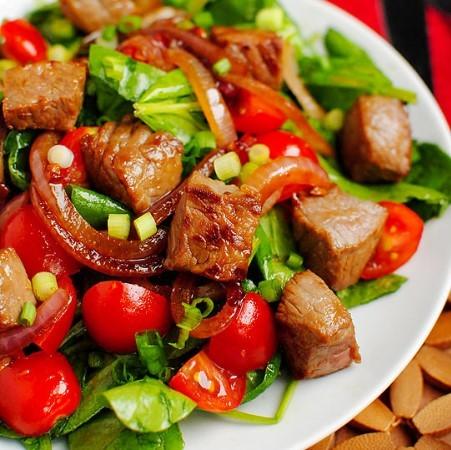 Didis Duck Salad