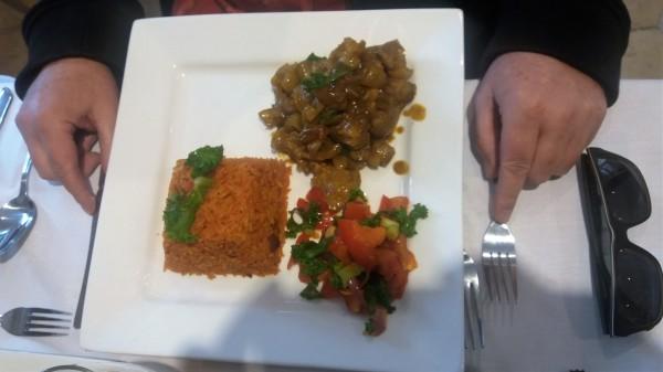 Nigerian Jollof Dinner