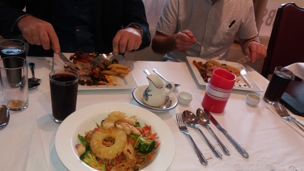 Dinner at Didis