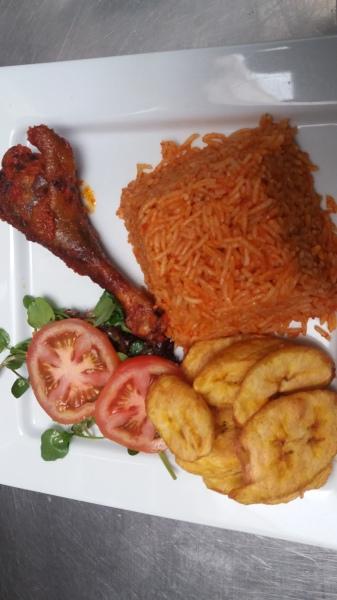 Popular Jollof Rice