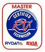 RVIA Master Certified RV Technician