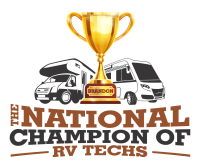 Home of the National Champion of RV Techs