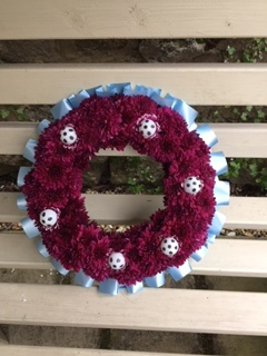 FUNERAL WREATH Made to your bespoke requirements