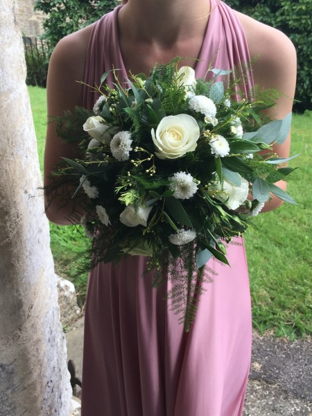 Medium neutral bouquet