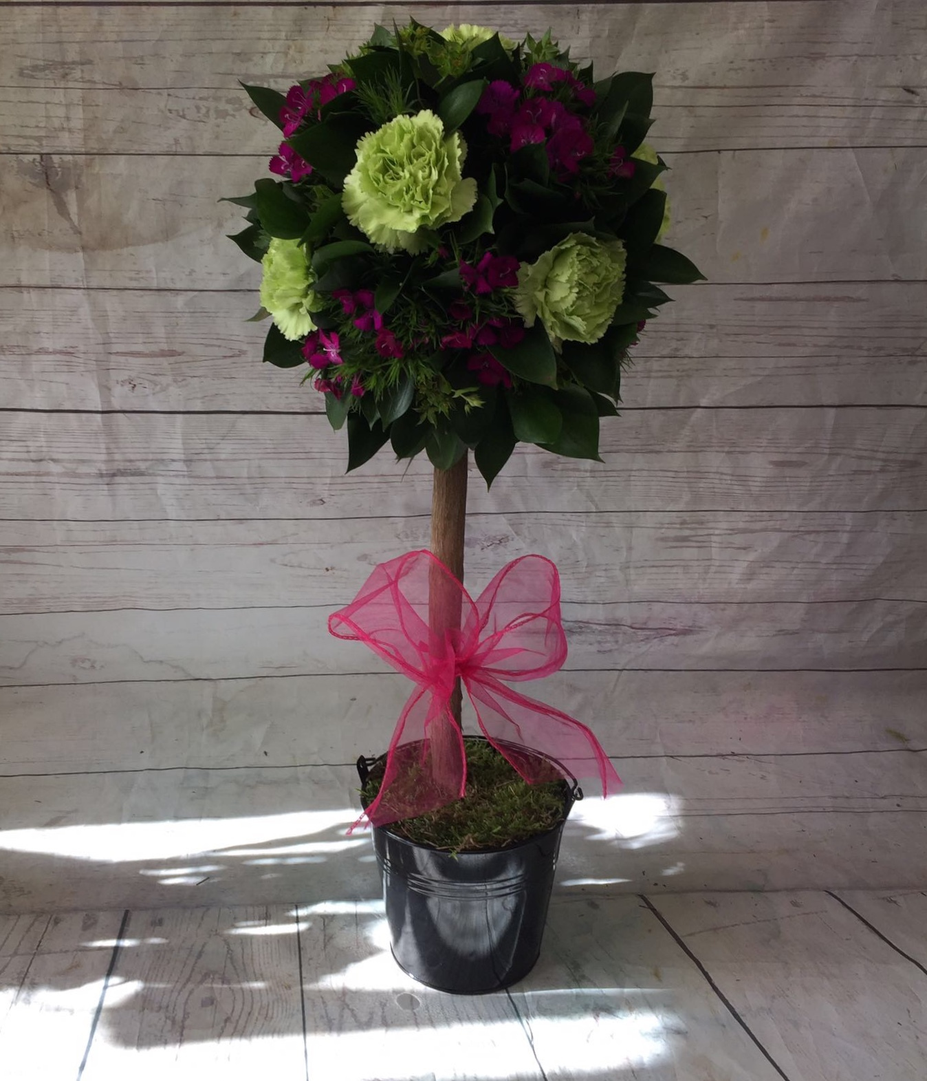 BAY TREE FLORAL DISPLAY Perfect for gifts or center pieces
