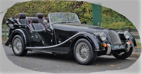 MORGAN PLUS 4 LHD