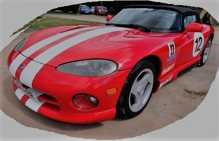 CHRYSLER VIPER 8L V10