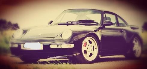 PORSCHE 993 RS 1996