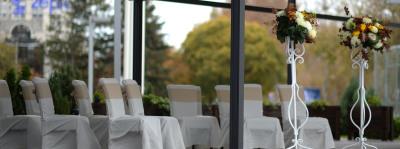 """Restoran """"Flert"""", Novi Beograd - sala za venčanja, svadbe, poslovne događaje, privatne proslave, rođendane, krštenja i druga slavlja - Izuzetna lokacija"""