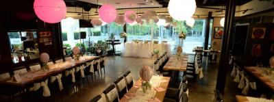 """Restoran """"Flert"""", Novi Beograd - sala za venčanja, svadbe, poslovne događaje, privatne proslave, rođendane, krštenja i druga slavlja - Jedinstven ambijent"""