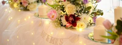 """Restoran """"Flert"""", Novi Beograd - sala za venčanja, svadbe, poslovne događaje, privatne proslave, rođendane, krštenja i druga slavlja - Svadbena dekoracija"""