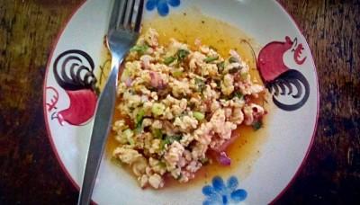 chicken spicy salad