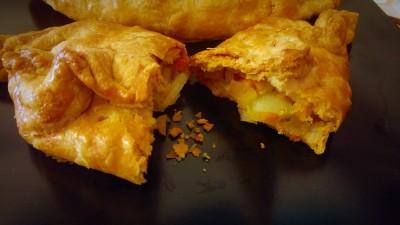 vegetarian cornish pasty
