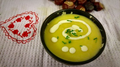 cheese potato leek soup