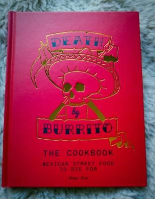 death by burrito cookbook
