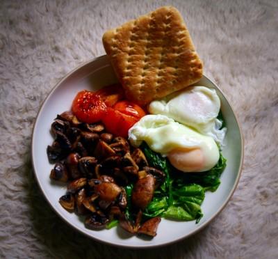 Fungivore Breakfast