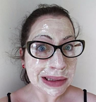 Lea Mazzocchi Face Mask