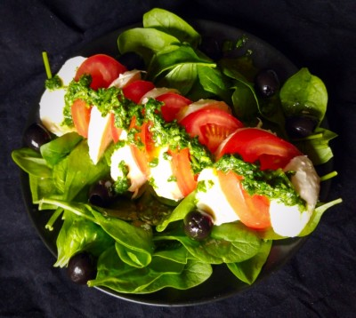 Top Ten Folivore Diet Lunch Ideas