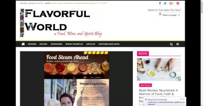 Flavorful World Interview