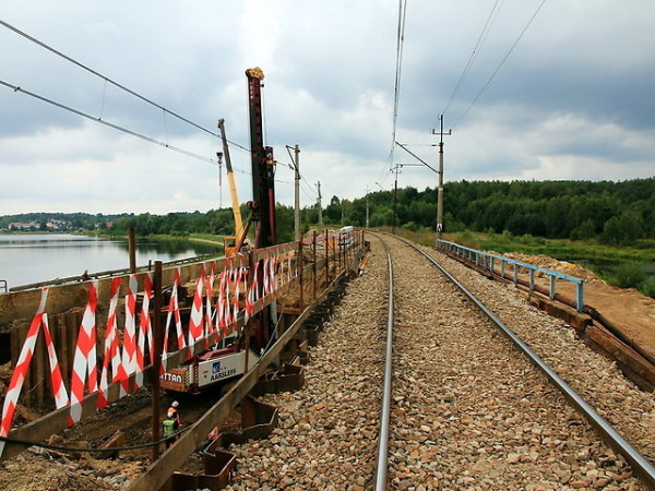 Mosty i wiadukty kolejowe