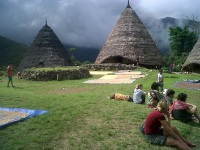 Come to Flores, Wairebo Trekking with Christian Peter, Flores Driver