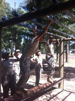 Adventure Training day 2