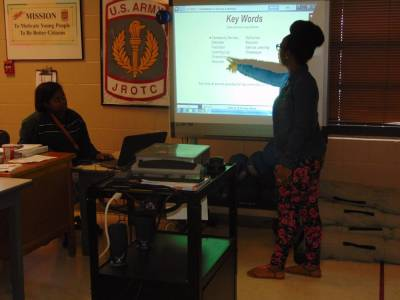 Service Learning Brief