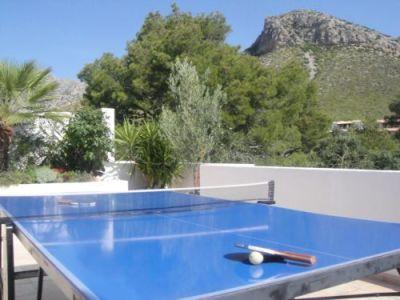 Superb roof garden