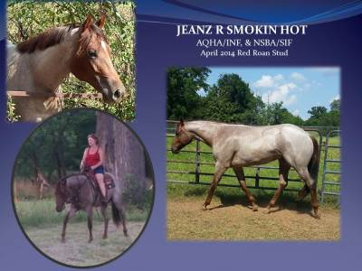 Jeanz R Smokin Hot