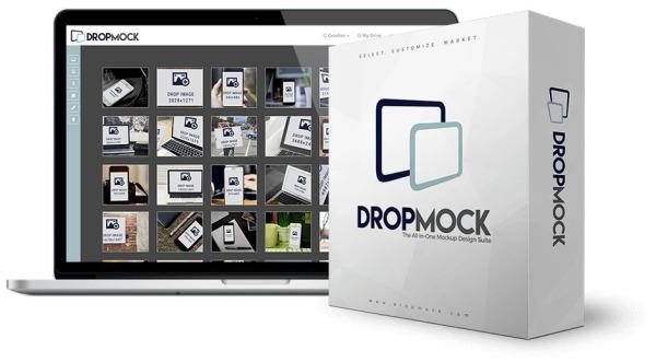 DropMock review demo and premium bonus