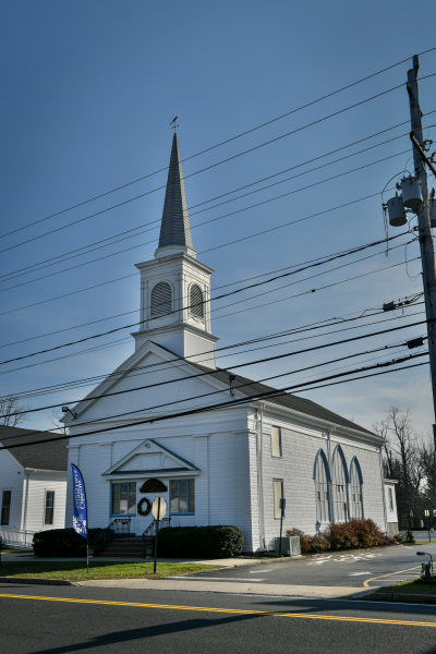 Upper Meeting House of the Baptist Church