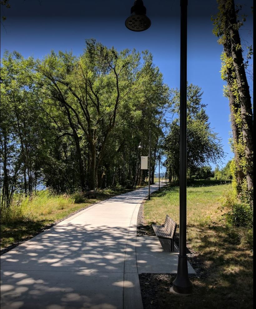 Walking, Hiking and Biking Trails
