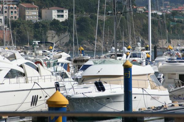 Puerto deportivo de Sanxenxo
