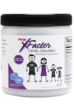 Plexus XFactor Family Chewables