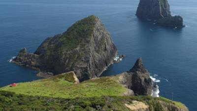 Cape Brett, New Zealand