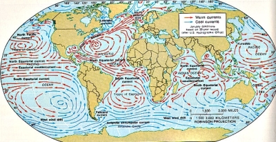 Ocean Currents and Tides