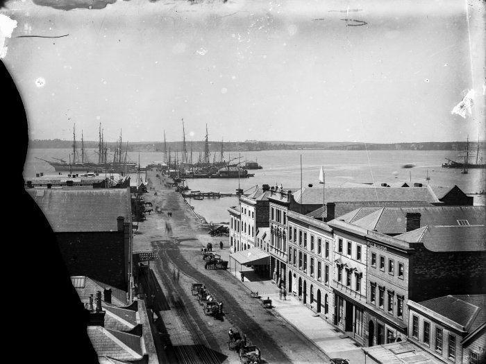 Auckland City - 1882