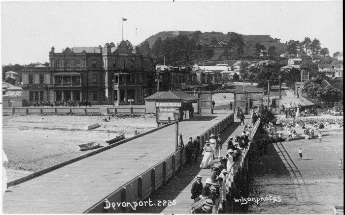 Devonport & Takapuna - Auckland - 1882