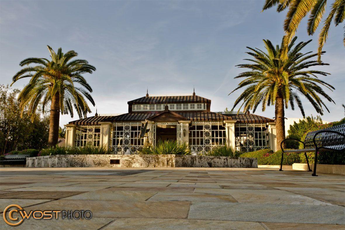The secret gardens in Palm Beach, Florida/USA