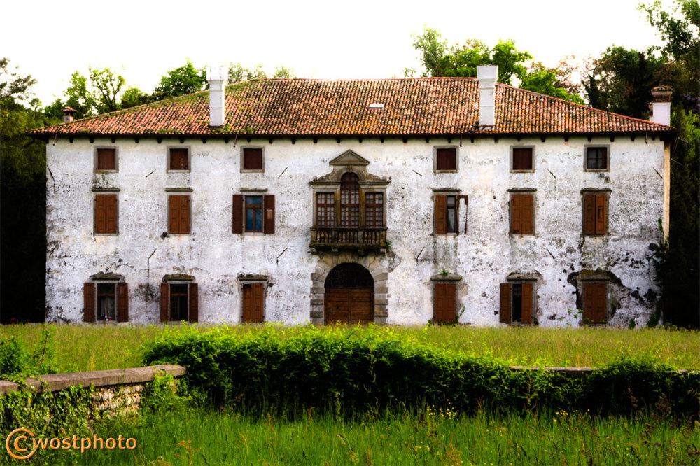Villa Mainardis in Gorizzo