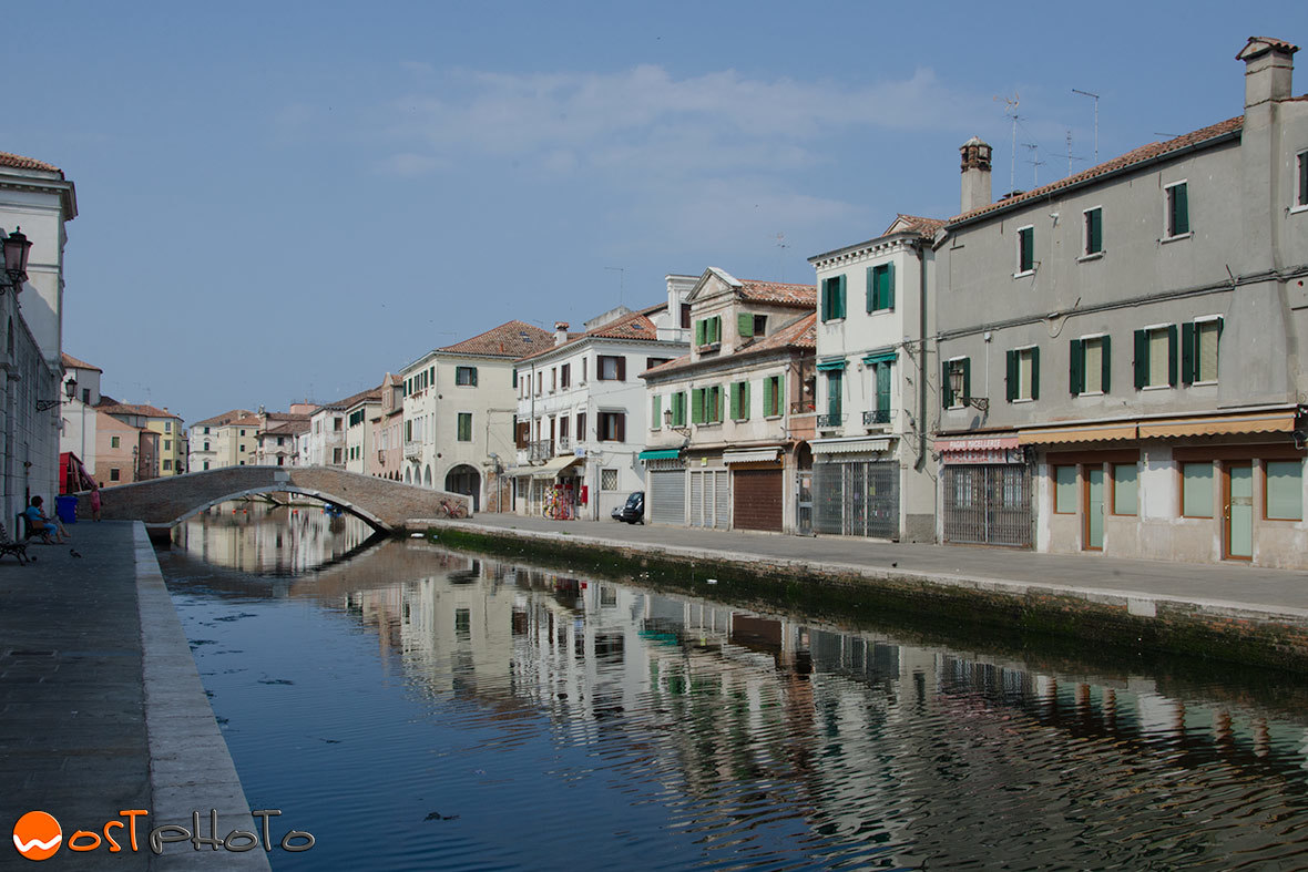 Chioggia, the little Venice in the Venetian Lagoon
