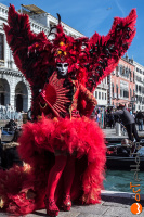 wostphoto, Mask posing at the Carnival in Venice 2017