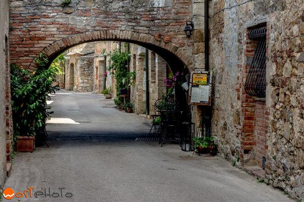 San Quirico, Val d'Orcia, Tuscany/Italy