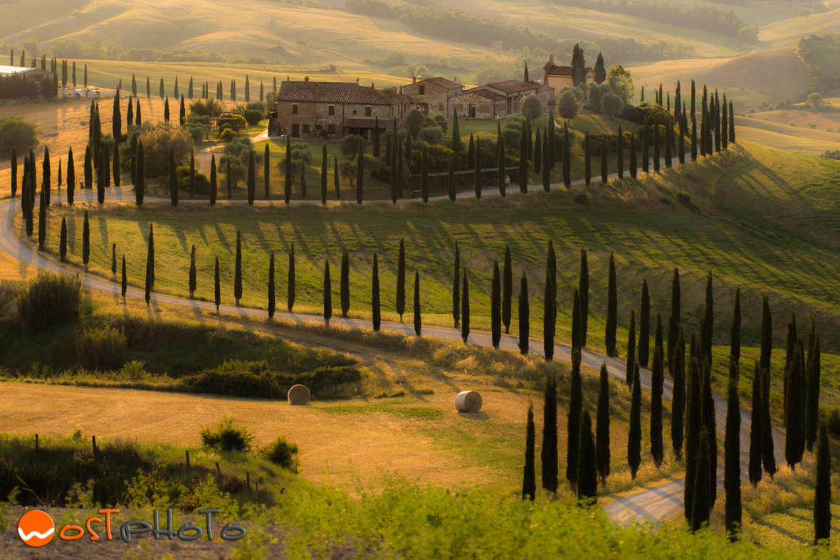 Italy, Tuscany, Val d'Orcia, wostphoto, wolfgang stocker