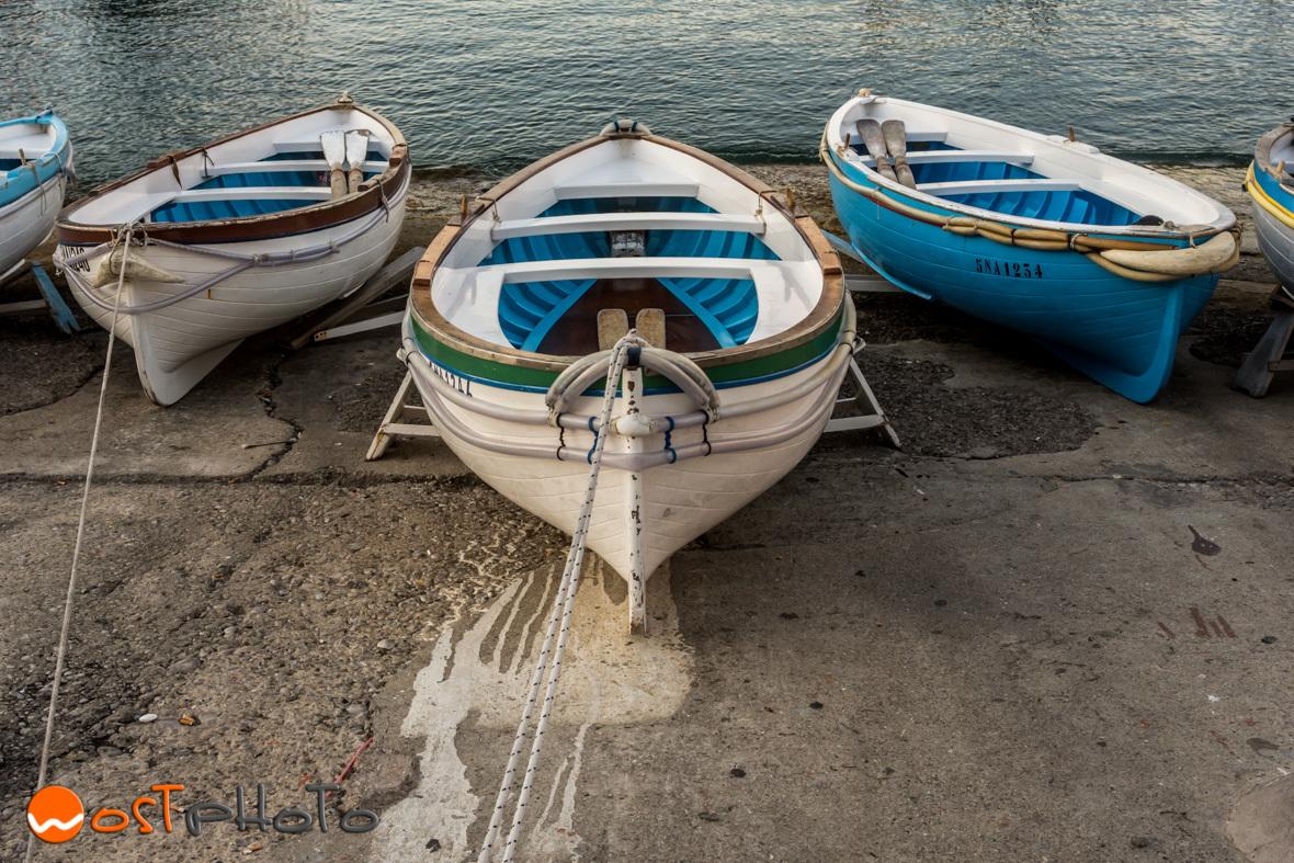 Capri Fisher boats